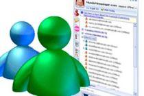 Como saber si un contacto te ha eliminado en el MSN