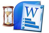 Abrir documentos de Word más rápido