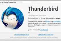 Como leer noticias RSS con el Thunderbird