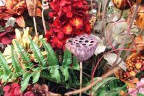 Cómo secar flores para decorar