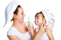 Cómo prevenir las caries en niños