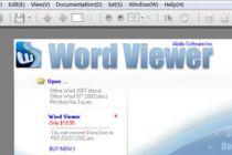 Como abrir archivos .DOC sin tener WinWord (Office)