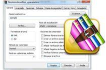 Cómo Comprimir Archivos con WinRAR