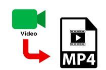 Como convertir videos a MP4 de iPhone