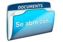 Cómo Asociar un Archivo a un Programa Determinado
