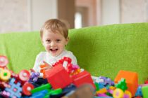 Cómo guardar los juguetes de los niños