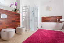Cómo limpiar las alfombras de baño