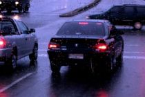 Cómo conducir con lluvia