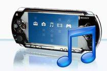Cómo transferir Música al PSP