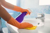 Cómo limpiar el lavabo del baño