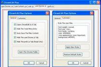 Como modificar el archivo userchrome para personalizar Firefox