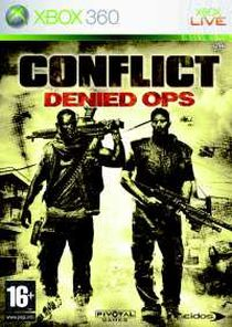 Trucos para Conflict: Denied Ops - Trucos Xbox 360