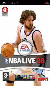 Trucos para NBA Live 08 - Trucos PSP