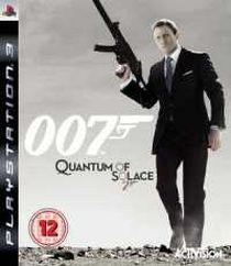 Trofeos para James Bond: Quantum of Solace - Trofeos PS3