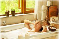Cómo disfrutar de un baño de inmersión con aceites esenciales