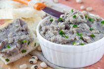 Cómo preparar un paté de legumbres