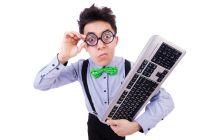 Cómo hacer un disfraz de geek