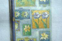 Cómo hacer un forro original para tu cuaderno