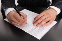 Cómo hacer el Contrato de un Servicio