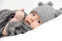 Cómo hacer un Suéter para un Bebé Recién Nacido