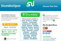 Qué es y cómo utilizar StumbleUpon