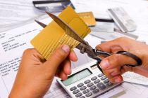 Cómo liberarse de las tarjetas de crédito