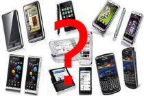 Cómo escoger un buen teléfono celular