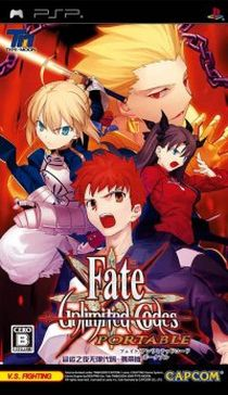 Trucos para Fate: Unlimited Codes Portable - Trucos PSP