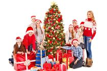 Cómo lograr que los hermanos mayores no rompan la ilusión de Papá Noel a los menores