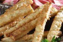 Cómo hacer roscas o palitos con queso