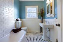 Como dejar el baño impecable con fórmulas caseras