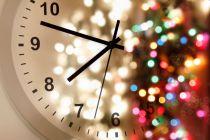 Un Reloj de Cuenta Regresiva para el Año Nuevo