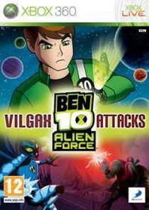 Trucos de Ben 10 Alien Force: Vilgax Attacks, XBOX 360