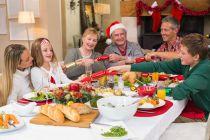 Cómo preparar un Buffet Informal para la Navidad