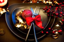 Ideas para Preparar la Mesa en la Cena de Año Nuevo