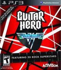 Trucos para Guitar Hero: Van Halen. Codigos para el juego Guitar Hero: Van Halen, para la consola PS3