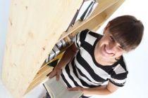 Cómo hacer divisores de habitaciones para adolescentes