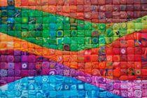 Cómo fusionar colores con arcilla polimérica