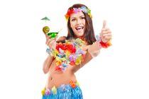 Cómo Planificar una Fiesta Hawaiana