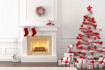 Cómo decorar el pinito al estilo Blanca Navidad