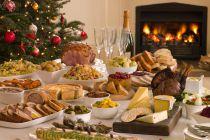 Cómo elaborar un menú navideño para embarazadas