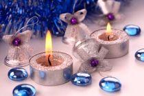 Cómo hacer un centro de mesa aromático para la cena de Navidad