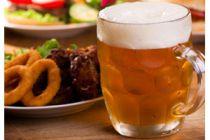Cómo acompañar la cerveza con comidas