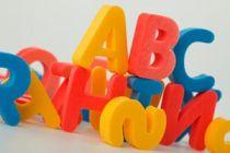 Cómo decorar con letras una habitación infantil