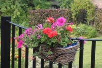 Cómo limpiar y mantener jardineras, macetas y fuentes de jardín