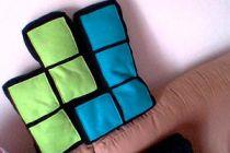Cómo hacer objetos con diseño Tetris
