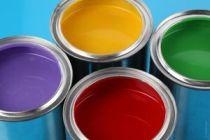 Cómo guardar e identificar los restos de pintura