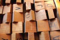 Cómo usar trozos de madera para hacer nuevos objetos