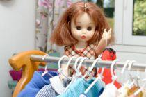 Cómo hacer un Guardarropas para las Muñecas