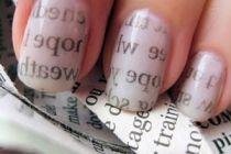 Cómo Decorar las Uñas con Escritos